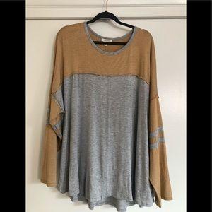 Plus size NWT loralette T shirt